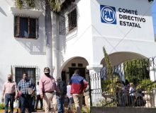 Panistas de Sinaloa renuncian a la alianza PAN-PRI-PRD