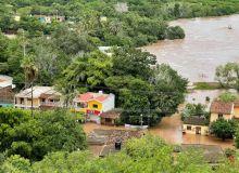 Solicita gobernador declaración de emergencia en 7 municipios de Sinaloa